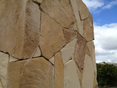 Arctic Sandstone side view