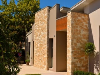 Dry Stacked Sandstone - Canberra