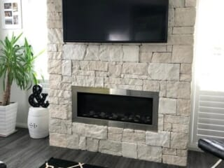Dry Stacked Collection Limestone