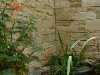 Dry Stacked Sandstone