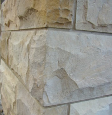 Dressed Edge Sandstone Corners