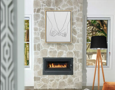 Coastal Collection fireplace